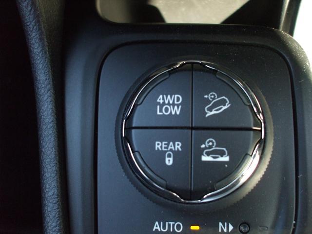 オフロード専用のボタンもついており、オフロードに行きたい方もおすすめです。