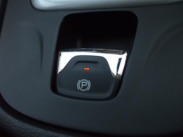 オートサイドブレーキで、駐車と同時サイドブレーキがかかるので、サイドブレーキの締め忘れも安心です。