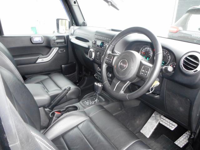 サハラ レザー パートタイム4WD サイドカメラ クルコン(9枚目)