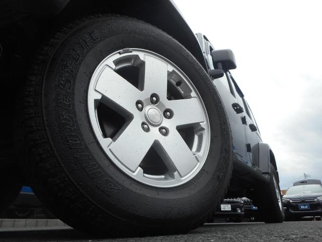 サハラ レザー パートタイム4WD サイドカメラ クルコン(20枚目)