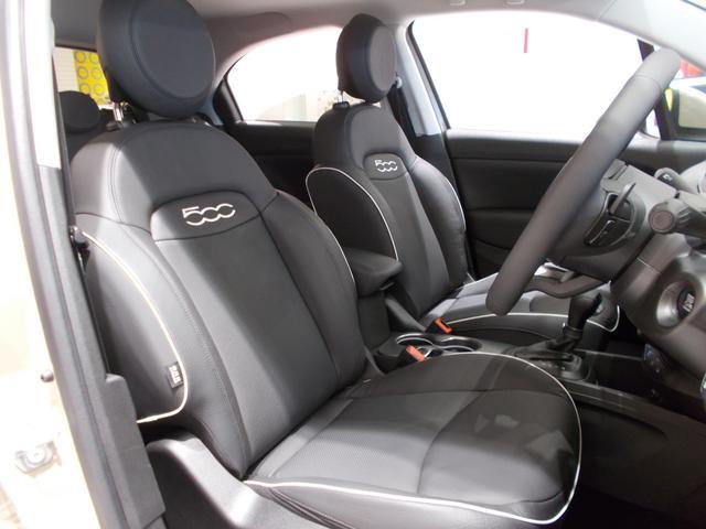 「フィアット」「500(チンクエチェント)」「SUV・クロカン」「宮城県」の中古車11