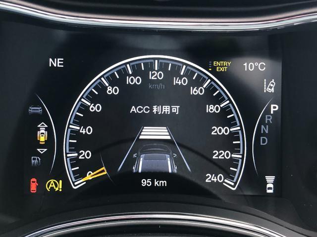 トレイルホーク 弊社試乗車 特別仕様車 衝突軽減ブレーキ ハーフレザー エアサス フルセグナビ アップルカープレイ アダプティブクルーズ レーンセンス バックカメラ ETC2.0 ブラインドスポットモニター(30枚目)
