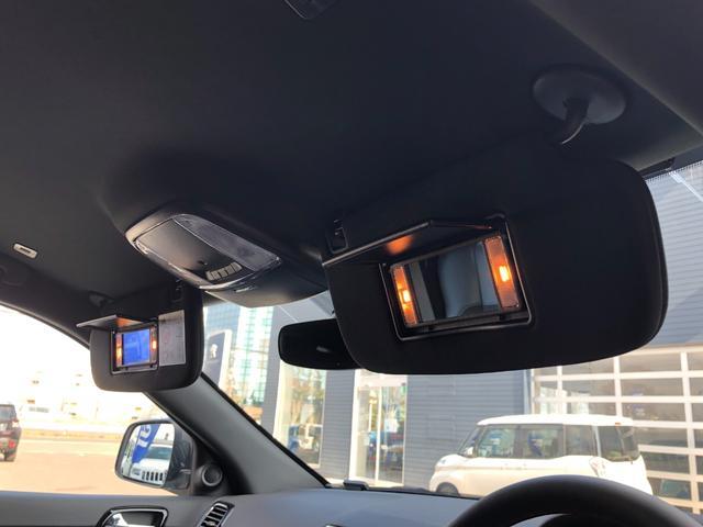 トレイルホーク 弊社試乗車 特別仕様車 衝突軽減ブレーキ ハーフレザー エアサス フルセグナビ アップルカープレイ アダプティブクルーズ レーンセンス バックカメラ ETC2.0 ブラインドスポットモニター(43枚目)