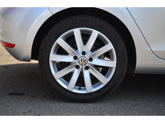 フォルクスワーゲン VW ゴルフ TSIハイライン ETC 17インチアルミ キーレス CD