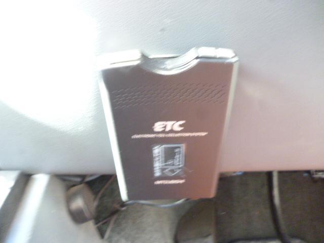 付いてて安心、ETC車載器。