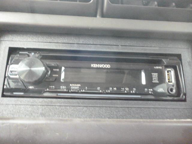 社外CDコンポ装備