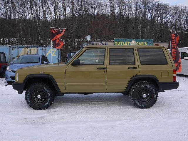 「その他」「クライスラージープ チェロキー」「SUV・クロカン」「北海道」の中古車6