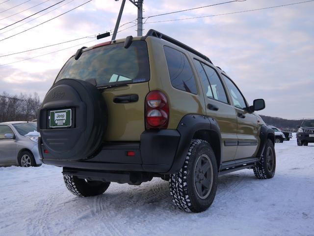 「その他」「クライスラージープ チェロキー」「SUV・クロカン」「北海道」の中古車7