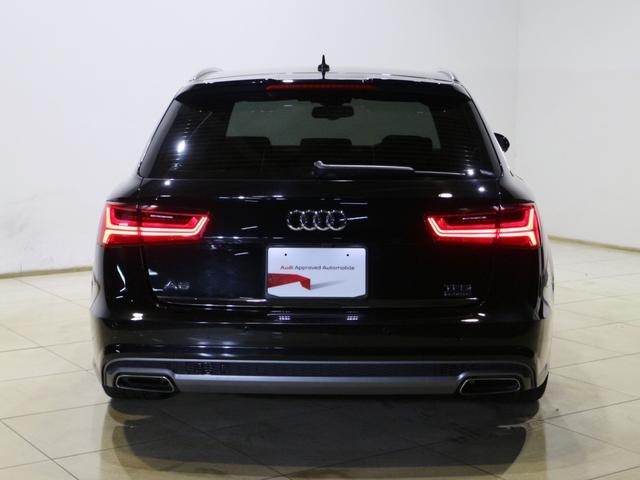 俊敏かつ軽快感に優れた走りのために、Audi A6には先進の軽量化技術が惜しみなく投入されています。このクラスでは例がないほどのアルミニウムを多用
