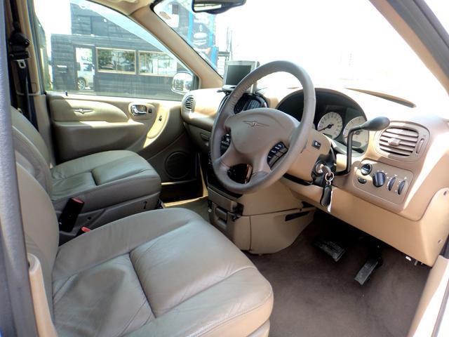クライスラー クライスラー グランドボイジャー リミテッドAWD 両側パワースライドドア パワーバックドア
