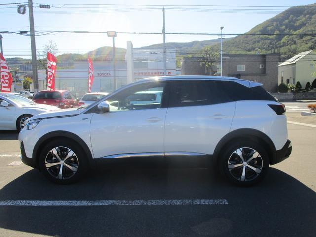 「プジョー」「プジョー 3008」「SUV・クロカン」「北海道」の中古車8