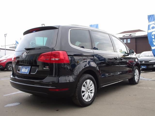 フォルクスワーゲン VW シャラン TSI コンフォートライン フルセグHDDナビ キセノン