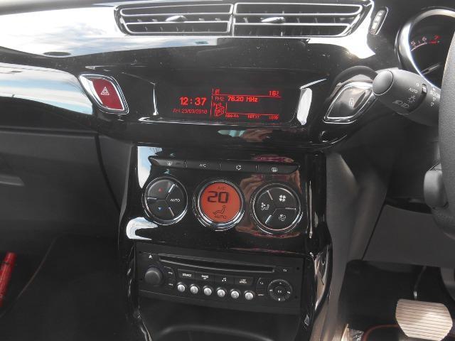 シトロエン シトロエン DS3 シック DS LEDビジョンパッケージ Bソナー 新車保証