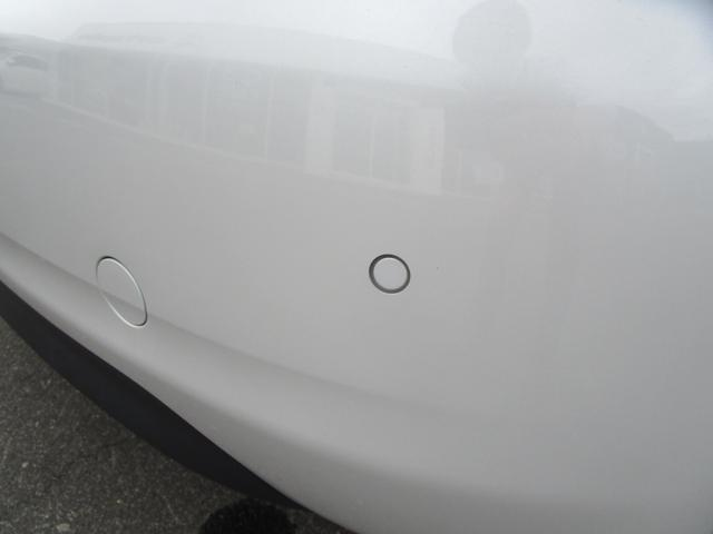 駐車時にあると便利なセンサー付きです。