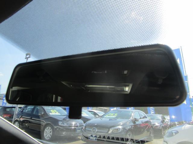 後続車のヘッドライトの明るさを抑制する防眩ミラーです。