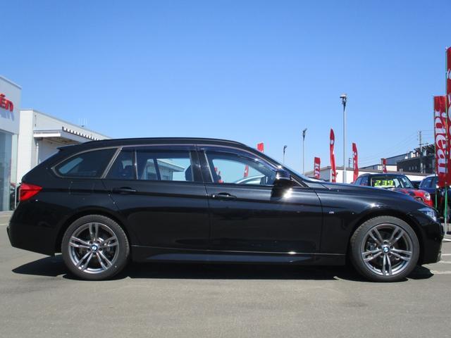 320i xDriveツーリング Mスポーツ 黒革 LED(4枚目)