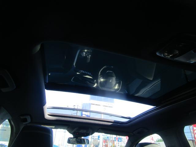 GT ブルーHDi FCPパノラミックSR 電動半革 LED(13枚目)