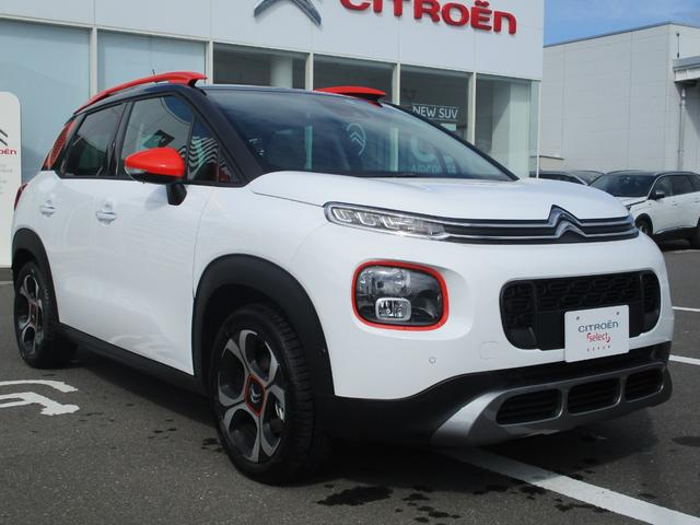 「シトロエン」「シトロエン C3 エアクロス」「SUV・クロカン」「北海道」の中古車3