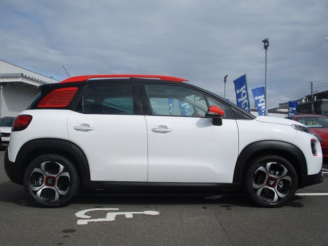 「シトロエン」「シトロエン C3 エアクロス」「SUV・クロカン」「北海道」の中古車4