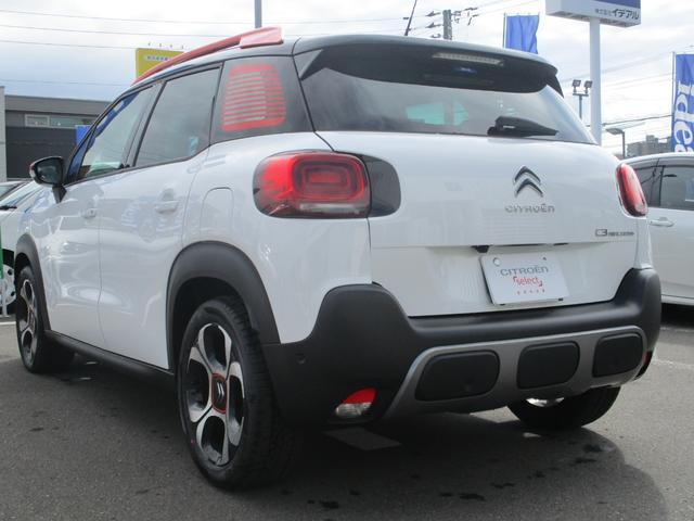 「シトロエン」「シトロエン C3 エアクロス」「SUV・クロカン」「北海道」の中古車7