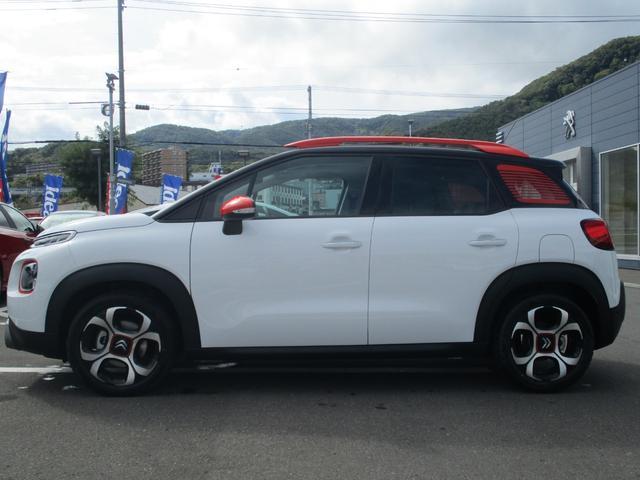 「シトロエン」「シトロエン C3 エアクロス」「SUV・クロカン」「北海道」の中古車8