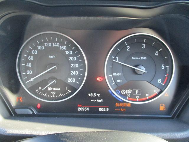 xDrive 18d Mスポーツ 純正ナビ LEDライト(16枚目)