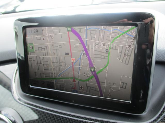 目的地検索にはかかせないフルセグ機能搭載HDDナビゲーションシステム。