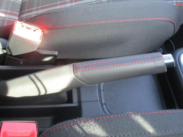 GTI フルセグナビ キセノン バックソナー ETC 純正17AW キーレス ミュージックプレイヤー接続 Bluetooth接続(29枚目)