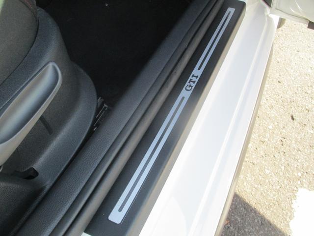 GTI フルセグナビ キセノン バックソナー ETC 純正17AW キーレス ミュージックプレイヤー接続 Bluetooth接続(41枚目)