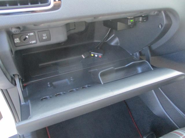 GTI フルセグナビ キセノン バックソナー ETC 純正17AW キーレス ミュージックプレイヤー接続 Bluetooth接続(42枚目)