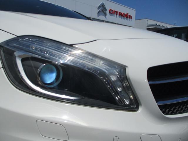 A180 スポーツ ナイトPKGプラス AMGスポーツPKG 電動半革シート フルセグHDDナビ キセノン バックカメラ 前後ソナー パドルシフト AMG18AW シートヒーター ETC2.0 アイドリングS(55枚目)