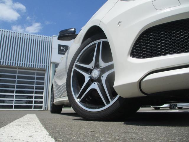 A180 スポーツ ナイトPKGプラス AMGスポーツPKG 電動半革シート フルセグHDDナビ キセノン バックカメラ 前後ソナー パドルシフト AMG18AW シートヒーター ETC2.0 アイドリングS(58枚目)