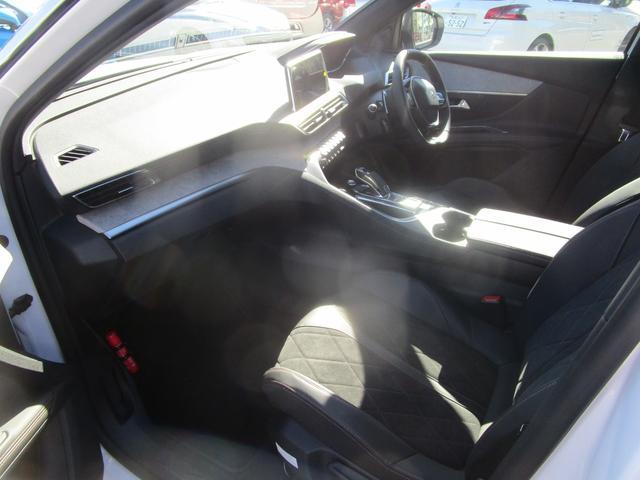GT ブルーHDi LEDライト・バックカメラ・アクティブクルコン・レーンアシスト・衝突軽減ブレーキ・電動テールゲート・アクティブブラインドスポット・オートハイビーム・FRソナー・純正18AW・Carplay(14枚目)