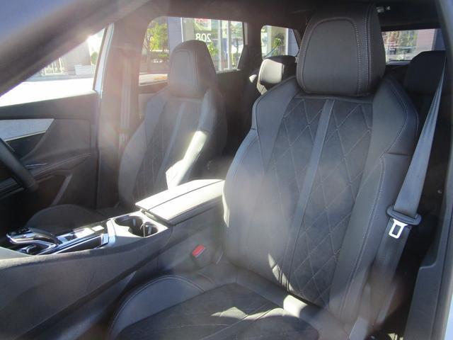 GT ブルーHDi LEDライト・バックカメラ・アクティブクルコン・レーンアシスト・衝突軽減ブレーキ・電動テールゲート・アクティブブラインドスポット・オートハイビーム・FRソナー・純正18AW・Carplay(15枚目)