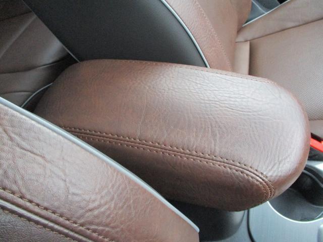 クロス プラス 電動茶革シート フルセグナビ キセノン バックカメラ シートヒーター クルーズコントロール ETC 純正18AW スマートキー バックソナー Bluetooth接続(36枚目)