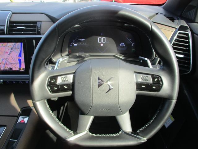 ソーシック BlueHDi パッケージ装着車 フルセグナビ LEDライト Gコントロール 衝突軽減ブレーキ レーンアシスト アクティブクルーズ 電動ゲート シートヒーター 純正18AW スマートキー ETC2.0(17枚目)
