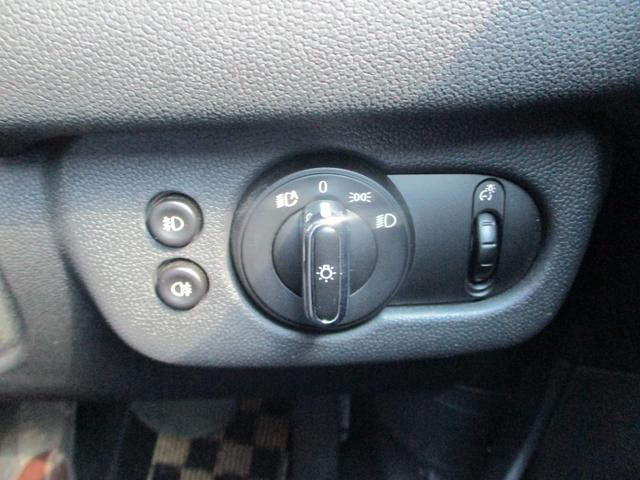 クーパーS クラブマン ペッパーPKG 純正ナビ LEDライト バックカメラ 純正17AW クルーズコントロール バックソナー スマートキー ETC Bluetooth接続(25枚目)