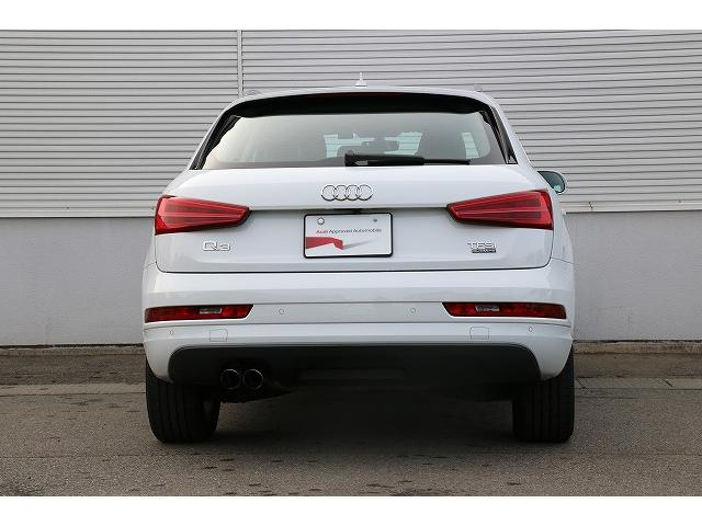 2.0TFSIクワトロ180PS Audi認定中古車(5枚目)