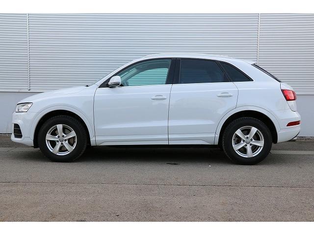 2.0TFSIクワトロ180PS Audi認定中古車(3枚目)