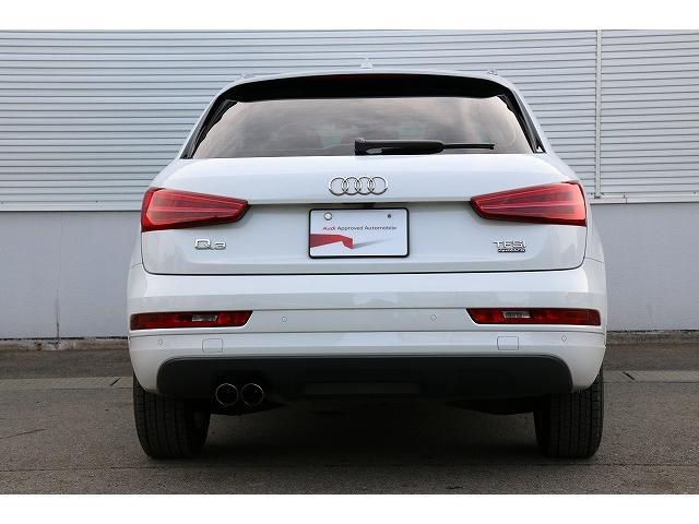 2.0TFSIクワトロ180PS Audi認定中古車(4枚目)