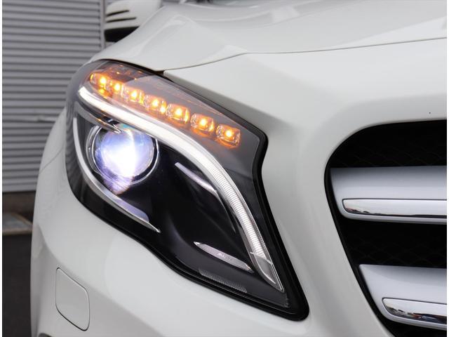 GLA 250 4MATIC 4WD 記録簿 認定中古車(5枚目)