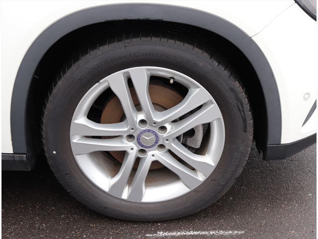 GLA 250 4MATIC 4WD 記録簿 認定中古車(11枚目)