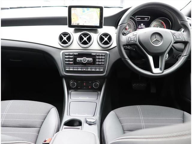 GLA 250 4MATIC 4WD 記録簿 認定中古車(13枚目)