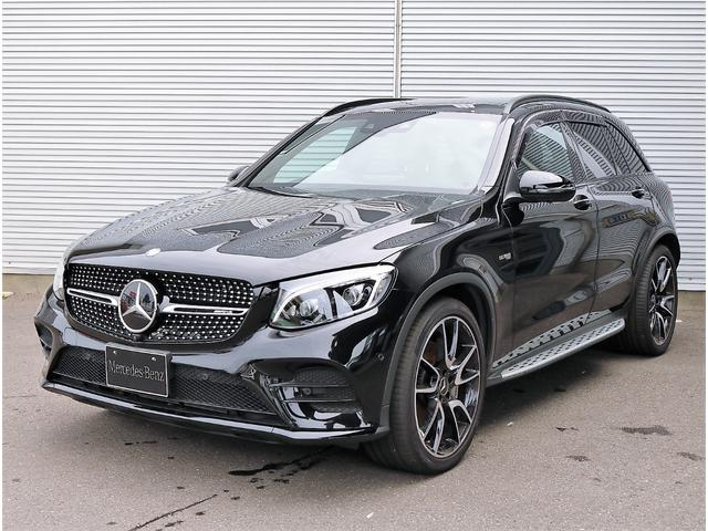 Mercedes-AMG GLC43 4MATIC 4WD(2枚目)