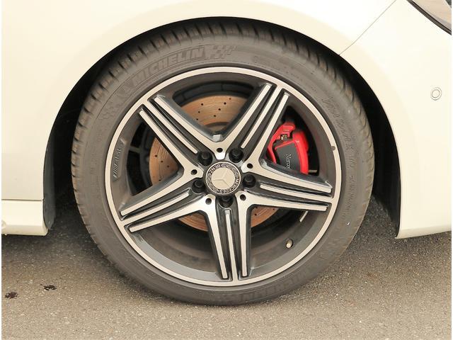 CLA250 SPORT 4MATIC 4WD 認定中古車(11枚目)
