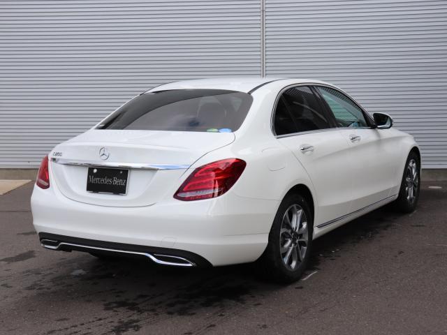 C200アバンギャルド MercedesBenz認定中古車(5枚目)