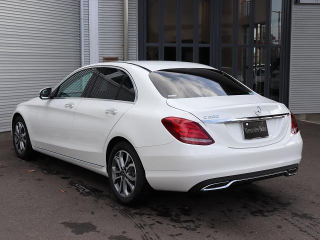 C200アバンギャルド MercedesBenz認定中古車(6枚目)