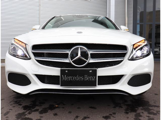 C200アバンギャルド MercedesBenz認定中古車(8枚目)