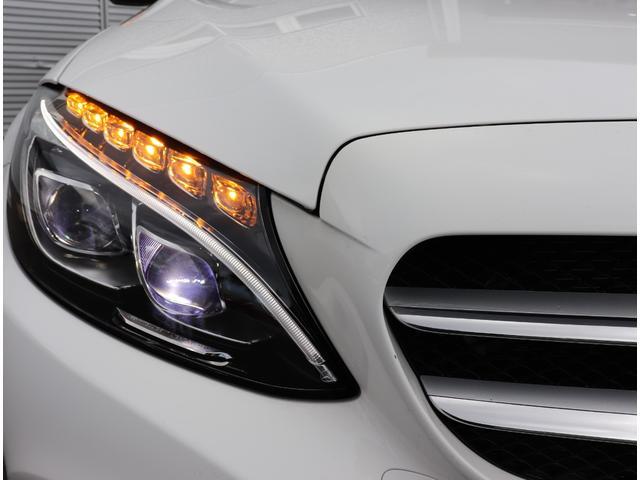 C200アバンギャルド MercedesBenz認定中古車(9枚目)