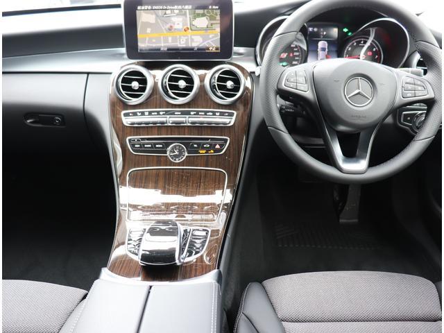 C200アバンギャルド MercedesBenz認定中古車(13枚目)